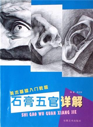 王艳君素描石膏像结构训练法/竞赢美术基础教学丛书