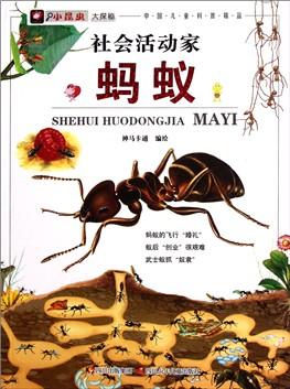 社会活动家(蚂蚁)/小昆虫大探秘-云书网