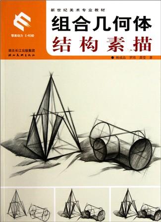 组合几何体结构素描(新世纪美术专业教材)
