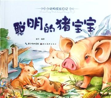 聪明的猪宝宝/小动物成长日记