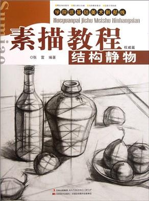 素描教程(结构静物权威篇)/学院派基础美术新航线