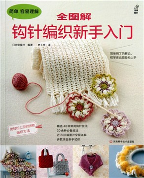 练习作品   镂空花样的围巾   编织方法   好了,试着编织看看吧 第