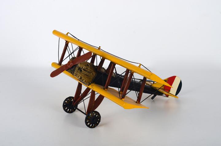 复古战队飞机模型-云书网
