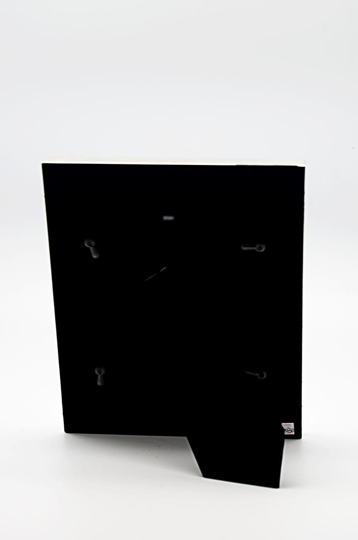 现代简约金属花纹相框a-云书网