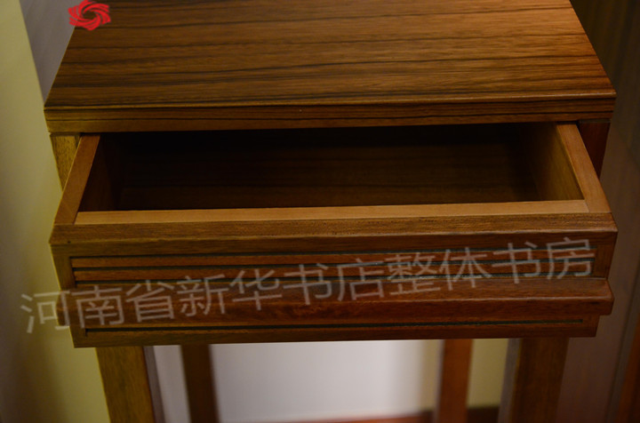 金丝胡桃木花架-云书网